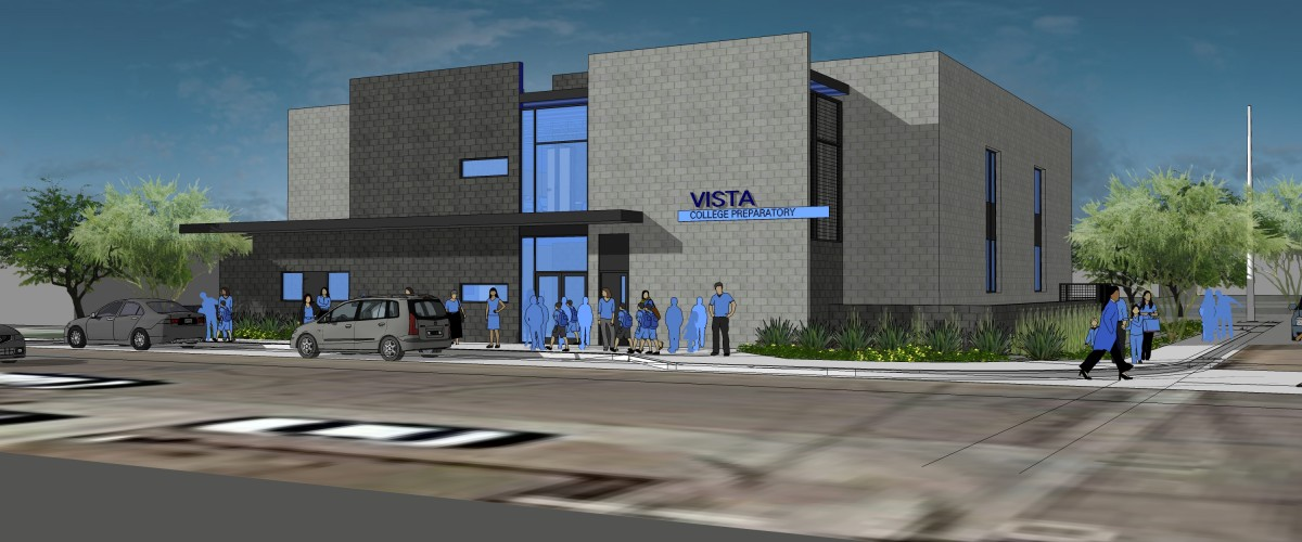 1512 Vista College Preparatory Street View