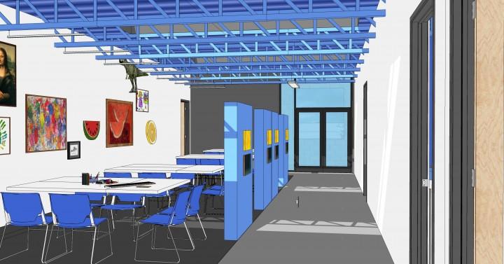 1512 Vista College Preparatory Flex Space